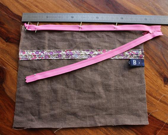 Montage de zip