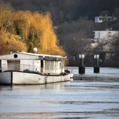 Bugival, bord de Seine